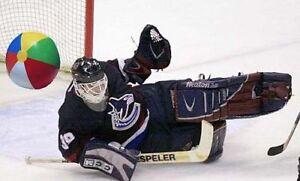 Hockey Goalie Available