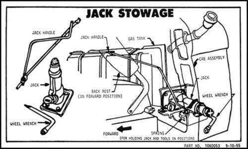 impala jack  parts  u0026 accessories