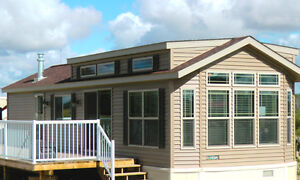 New Park Model Home at Lucien Lake- Call Now!