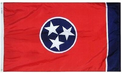2x3 Tennessee State Nylon Premium Quality Flag 2