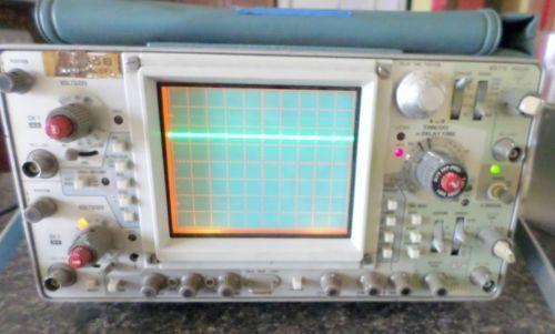 Tektronix 465b Oscilloscopes Ebay