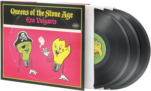 Queens Of The Stone Age - Era Vulgaris [new Vinyl Lp] Bonus Track