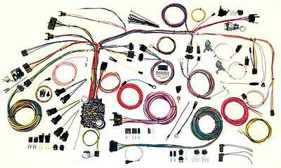 1967 1968 FIREBIRD WIRE WIRING HARNESS UPDATE KIT AMERICAN AUTOWIRE 500886 67 68