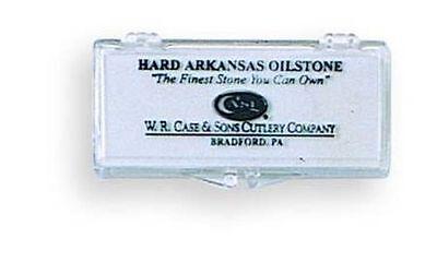 (CASE XX KNIVES #902 ARKANSAS STONE KNIFE SHARPENER NEW IN CASE USA MADE )