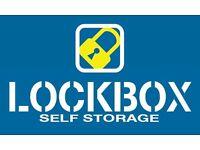 SELF STORAGE BALLYMONEY - LOCKBOX STORAGE