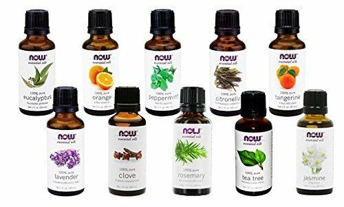NOW Foods 1 oz Essential Oils and Blend Oils - FREE SHIPPING!