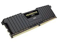 Corsair Vengeance LPX 8GB DDR4 2400 MHz RAM XMP 2.0 High Performance Desktop