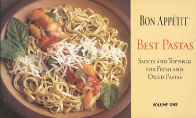 B000BUIDJO Bon Appetit Best Pastas: Sauces and Toppings For Fresh and Dried