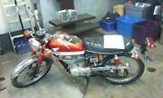Honda Parts Bike