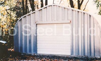 Durospan Steel Gp25x40x13 Metal Buildings Home Storage Garage Kit Factory Direct