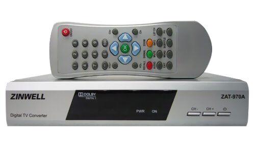 Zinwell ZAT-970A  sc 1 st  eBay & Top 10 Digital Converter Boxes | eBay Aboutintivar.Com