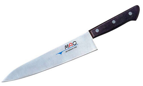 home chefs who want a sturdy reliable chef knife that does not totally