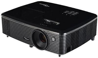 Optoma HD142x DLP Projector 3000 Lumens FULL 1080p 3D HDMI 23,000:1 contrast !