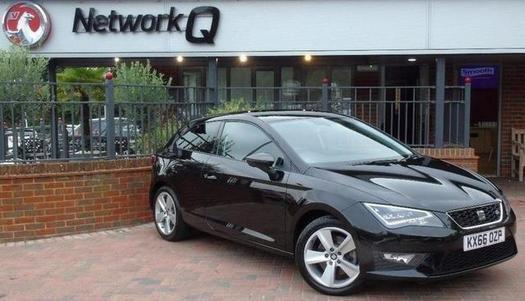 2016 SEAT Leon SC 1.8 TSI FR 3 door [Technology Pack] Petrol Coupe