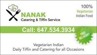 TIFFIN EXPRESS FROM $100/MONTH FREE DELIVERY 647-534-3934