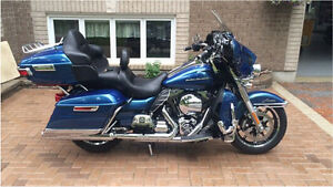 Mint 2014 harley ultra limited