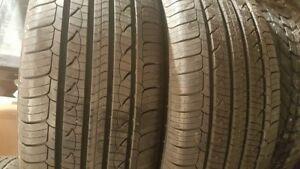 2 pneu d'ete NEXEN 205 65R 16 neuf
