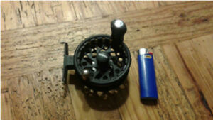 Frabill Ice Fishing reel - never used.