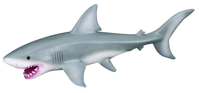 Great White Shark Replica 88041 Ships Free/usa W/ $25+ Collecta Products