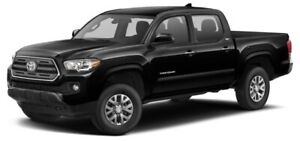 2017 Toyota Tacoma SR5 TRD Sport Upgrade Package
