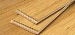 ONLY $3.89 for MATERIAL & INSTALL - BAMBOO CLICK FLOORING