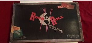 Rock n' Roll the music biz game RARE