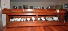 Industrial Antique Timber kitchen bench Yarra Ranges Preview