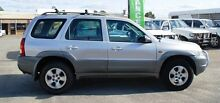 2002 Mazda Tribute Luxury Silver 4 Speed Automatic Wagon Bellevue Swan Area Preview