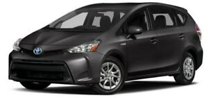 2018 Toyota Prius v Technology Package