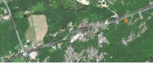 6.8 Acres RR5 Lot in Gravenhurst Twp sale by Owner (REDUCED)
