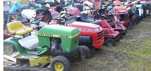 LAWN TRACTOR PARTS