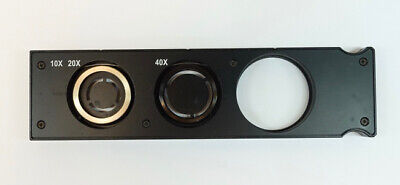 Olympus Microscope Phase Contrast Slider For Ix Series