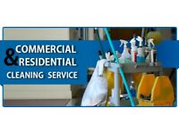 EXPERIENCED DOMESTIC/COMMERCIAL CLEANER