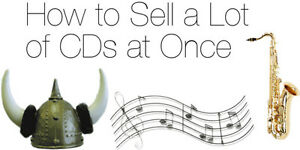 How to Sell CDs in Bulk