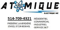 ***514-709-4321*** MAÎTRE ÉLECTRICIEN  urgence 24/7