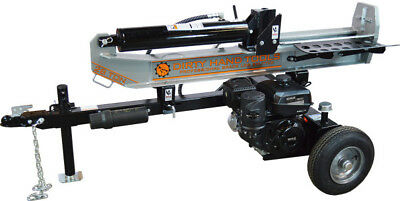 - 28 Ton Horizontal/Vertical Log Splitter, Kohler Engine - Dirty Hand Tools