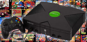 Ultimate Modded XBOX 10000 Games NES, SNES, Sega, Coinops, Arcad