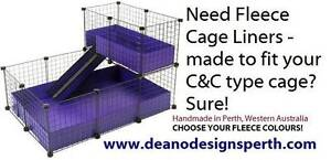 FLEECE LINERS TO SUIT C&C CAGES Central Coast NSW Region Preview
