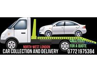 CAR COLLECTION AND DELIVERY NORTH-WEST LONDON 24/7