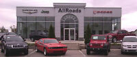 Service your Dodge Chrysler Jeep right at AllRoads Dodge