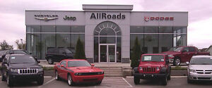 Service your Dodge Chrysler Jeep Ram right at AllRoads Dodge London Ontario image 1