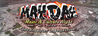 May Day Music & Culture Night w/ Local Artists [May 1]