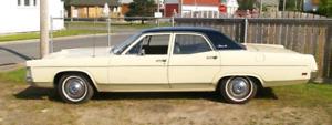 1969 Mercury Redeau 500