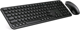 Brand new Rechargeable Wireless Keyboard and Mouse Set, Seenda Slim 2.