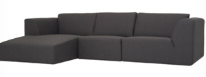 Brand New - Never Opened - EQ3 Couch - Handmade in Canada
