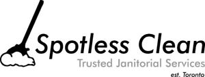 CLEANING SERVICE / SPOTLESS CLEAN