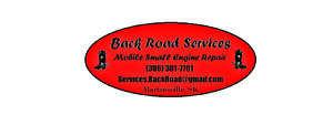 Back Road Services. Mobile small engine repair and more! $50/Hr!