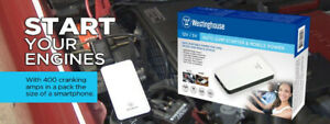 Auto jump starter & mobile power/Westinghouse