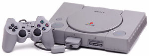 PS1- Playstation 1 tout équipé - NEGOTIABLE - FULLY EQUIPPED