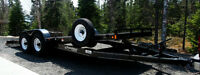 RAINBOW 20' TILT CAR HAULER TRAILER 2 X 5200# AXLES